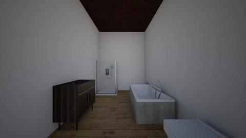my bathroom - Bathroom  - by Dino guy
