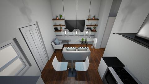 Small Home 12 - Living room  - by Niva T