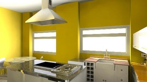 Kitchen - Classic - Kitchen  - by carolinefinucane