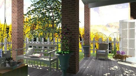 house - Classic - Garden  - by Maria_Julia