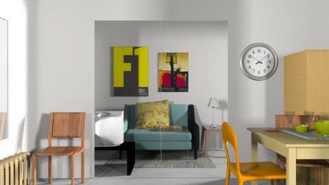 Minimalist1 - Minimal - Living room  - by Azmi_Ar