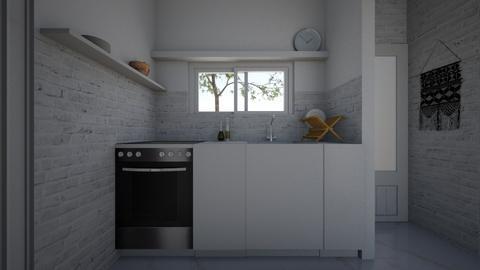 kitchen - Kitchen  - by Nan92
