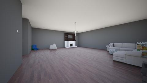 Modern living room - Modern - Living room  - by Jaclynroark2009