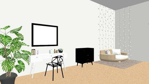Floor Plan - Bedroom  - by 24astrunk