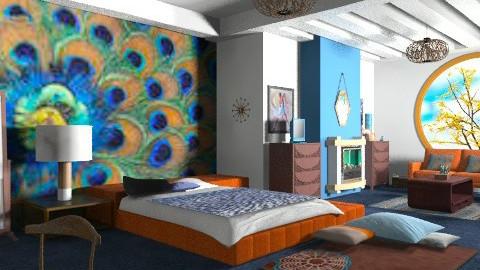 Hazel - Eclectic - Bedroom - by mrschicken
