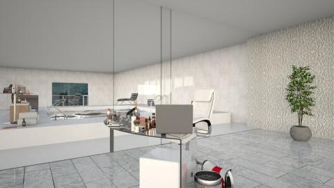 Duty Before Beauty  - Modern - Office  - by InteriorDesigner111