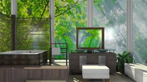 Ocean - Modern - Bathroom  - by ec2190
