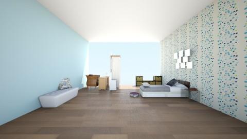my room - Bedroom - by PaytonLee15