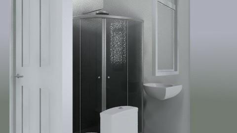 melanie tudjaroglu - Minimal - Bathroom  - by mtudjy