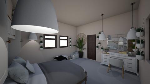 teen bedroom - Bedroom  - by aszja23