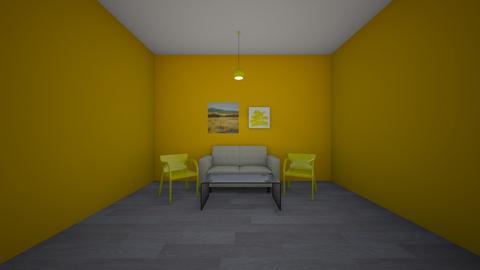 Sunny room 2 - Modern - Living room  - by myaroommaker