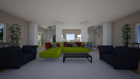 livingroom - Living room  - by AshleyBadger
