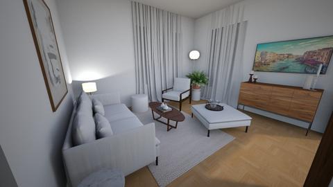 Living room small rug dtl - Living room  - by MarikaMV