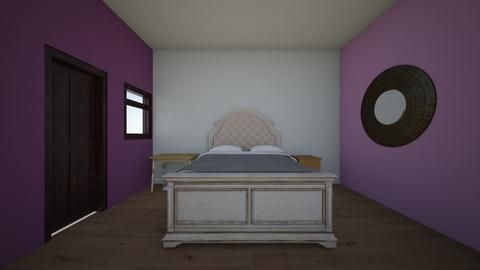 Color Bedroom - Bedroom  - by hannahbailey