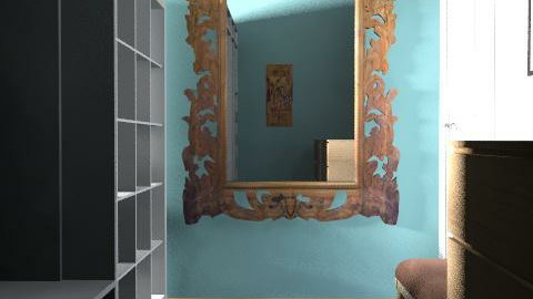 Jeevo-Walk-in Closet/Studio - Eclectic - by jixolet_moreaux