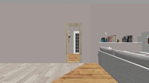 my dream living room - Modern - Living room  - by Kiy_aa