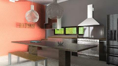 CASA MAREA NEW... 11 - Eclectic - Kitchen  - by ARMIDA 1