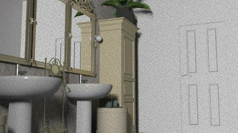 Daniela 5 - Glamour - Bathroom  - by daniraggi