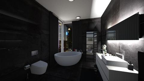 bath - Bathroom  - by AndreaDozorova