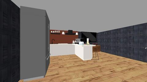 Casa doral - Kitchen  - by El micra