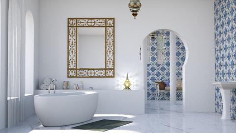 Gree - Bathroom  - by cujiciv