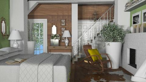 Tere - Eclectic - Bedroom  - by du321