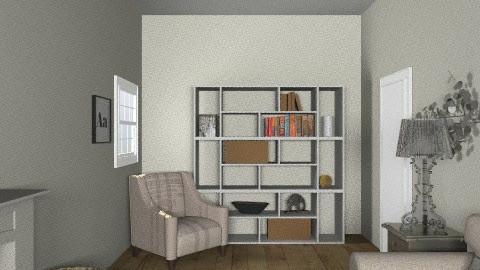 Trigo2 - Vintage - Living room  - by undrawnline