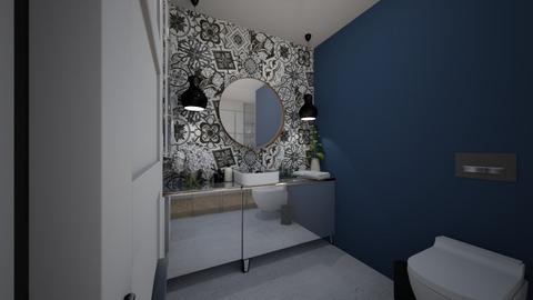 lazienka - Bathroom  - by Izabela753