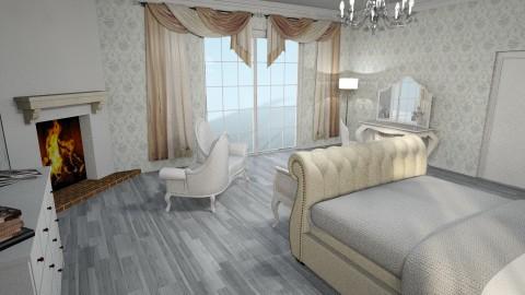 Stilski enterijer 6 - Modern - Bedroom - by Milica Milanovic