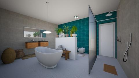Hengelostraat badkamer - Bathroom - by Maylan van der Grift