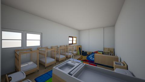 Infant 2 Room - Kids room  - by URGKSHRUNYMFDXUZUUBNLHXFCYLMZLB