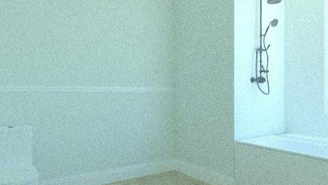 Before Bathroom - Classic - Bathroom - by iwoolnough