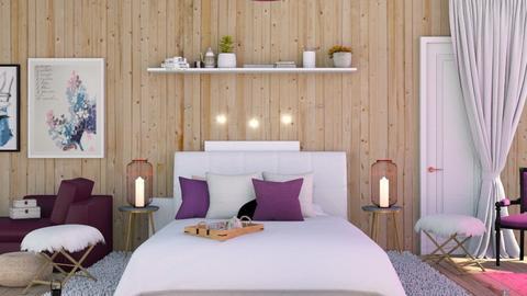 Bedroom  - Modern - Bedroom  - by MB2006
