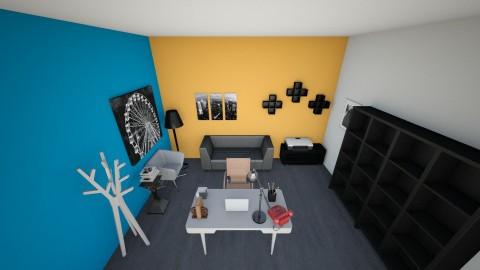 Idea Office 1 - Minimal - Office  - by Mattia Spotti_677