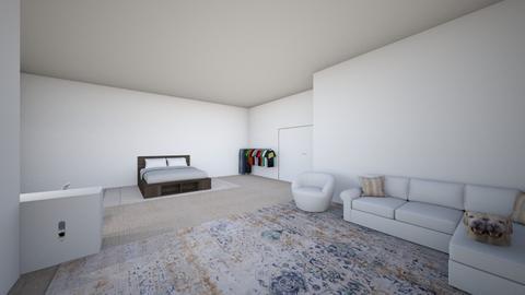 My Super Cool Bedroom - Modern - Bedroom  - by Isabellaz_Rooms