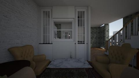 Option 4 living - Living room - by zahretelwady