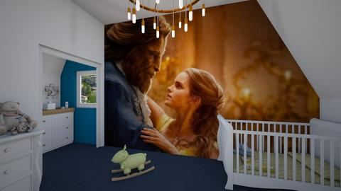 La belle et bete - Kids room  - by Chamallow