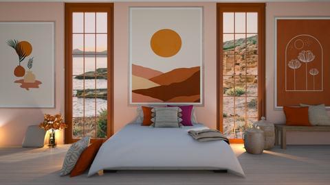 Boho Bedroom - Bedroom  - by deleted_1623825262_Lulu12345678910