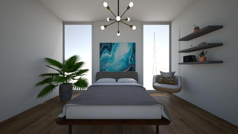 guest bedroom - Bedroom  - by LilLil