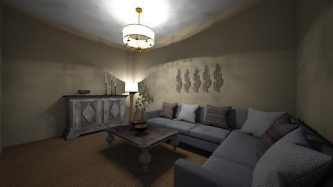 living room - Living room  - by aymenousser