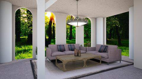 outdoor - Vintage - Living room - by zayneb_17
