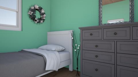 bis - Bedroom  - by lerke nellie