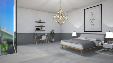 CONTEST 1  - Bedroom  - by madaline
