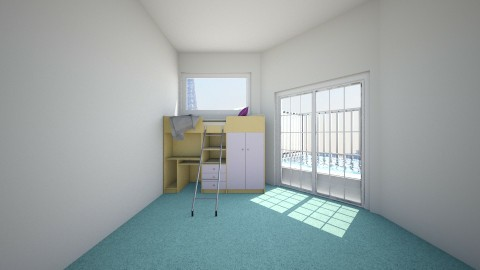Bedroom - Modern - Kids room  - by madd6766