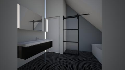 badkamer 5 - Bathroom - by Christyk3