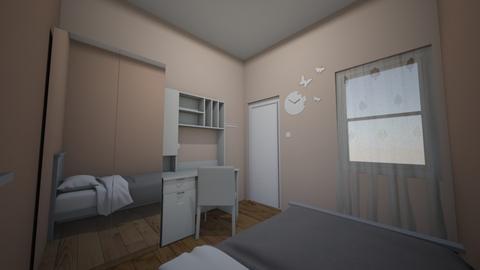 kedua - Bedroom  - by reinaya