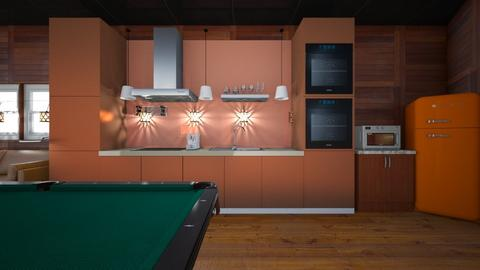Man Cave - by Divv