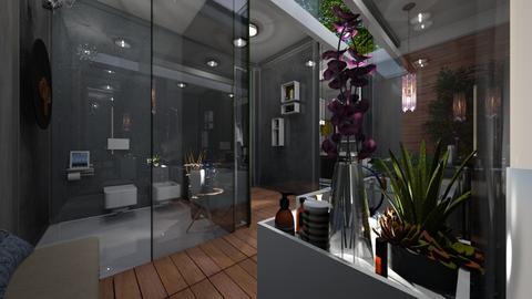 Big - Bathroom  - by Maria Helena_215