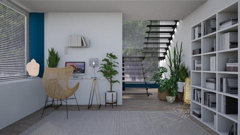 Minimal Maximal Plants - Minimal - Office  - by katarina_petakovi
