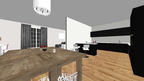liv - Living room  - by cerishwalker